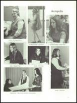 1973 Scotia-Glenville High School Yearbook Page 254 & 255