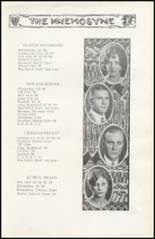 1928 Richwood High School Yearbook Page 24 & 25