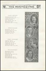 1928 Richwood High School Yearbook Page 30 & 31