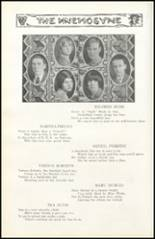 1928 Richwood High School Yearbook Page 48 & 49