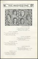 1928 Richwood High School Yearbook Page 50 & 51