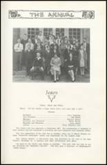 1928 Richwood High School Yearbook Page 92 & 93