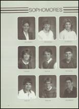 1985 Bellflower High School Yearbook Page 18 & 19