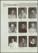 1985 Bellflower High School Yearbook Page 20 & 21