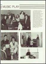 1985 Bellflower High School Yearbook Page 34 & 35