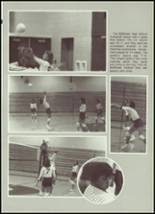 1985 Bellflower High School Yearbook Page 36 & 37