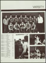 1985 Bellflower High School Yearbook Page 38 & 39