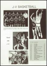 1985 Bellflower High School Yearbook Page 40 & 41