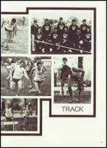1985 Bellflower High School Yearbook Page 44 & 45