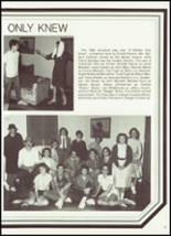 1985 Bellflower High School Yearbook Page 46 & 47