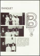 1985 Bellflower High School Yearbook Page 48 & 49