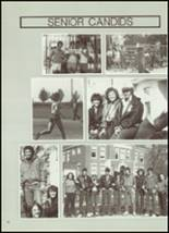 1985 Bellflower High School Yearbook Page 54 & 55