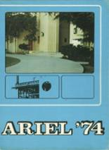1974 Yearbook Santa Ana High School