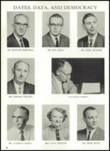 1964 Deer Park High School Yearbook Page 32 & 33
