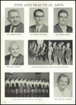 1964 Deer Park High School Yearbook Page 34 & 35