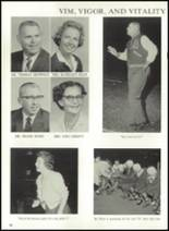 1964 Deer Park High School Yearbook Page 36 & 37