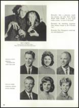 1964 Deer Park High School Yearbook Page 44 & 45