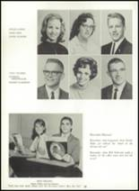 1964 Deer Park High School Yearbook Page 46 & 47