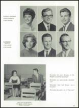 1964 Deer Park High School Yearbook Page 54 & 55