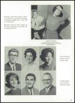 1964 Deer Park High School Yearbook Page 56 & 57