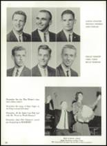 1964 Deer Park High School Yearbook Page 58 & 59