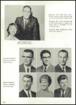 1964 Deer Park High School Yearbook Page 60 & 61