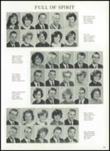 1964 Deer Park High School Yearbook Page 64 & 65