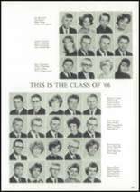 1964 Deer Park High School Yearbook Page 70 & 71