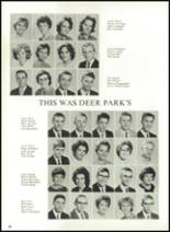 1964 Deer Park High School Yearbook Page 72 & 73