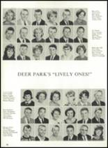 1964 Deer Park High School Yearbook Page 78 & 79