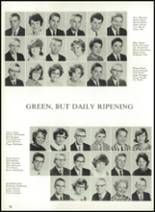 1964 Deer Park High School Yearbook Page 80 & 81