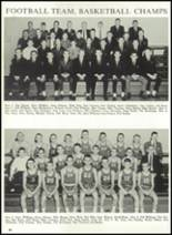 1964 Deer Park High School Yearbook Page 90 & 91