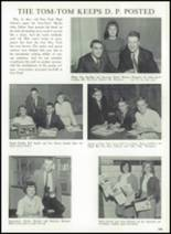 1964 Deer Park High School Yearbook Page 108 & 109