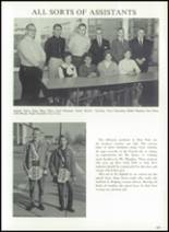 1964 Deer Park High School Yearbook Page 110 & 111