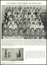1964 Deer Park High School Yearbook Page 112 & 113