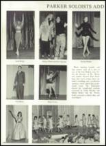 1964 Deer Park High School Yearbook Page 152 & 153