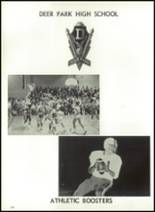 1964 Deer Park High School Yearbook Page 180 & 181