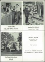 1964 Deer Park High School Yearbook Page 188 & 189