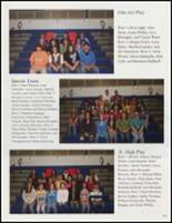 2009 Canby High School Yearbook Page 42 & 43