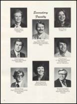 1981 Thackerville High School Yearbook Page 12 & 13