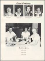 1981 Thackerville High School Yearbook Page 14 & 15