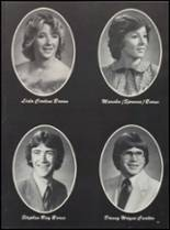 1981 Thackerville High School Yearbook Page 18 & 19