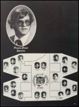 1981 Thackerville High School Yearbook Page 22 & 23