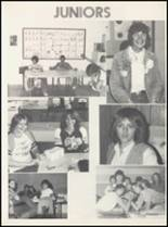 1981 Thackerville High School Yearbook Page 24 & 25