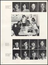 1981 Thackerville High School Yearbook Page 26 & 27