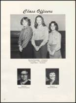 1981 Thackerville High School Yearbook Page 28 & 29