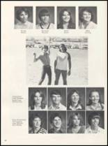 1981 Thackerville High School Yearbook Page 30 & 31