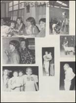 1981 Thackerville High School Yearbook Page 32 & 33