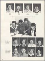 1981 Thackerville High School Yearbook Page 34 & 35