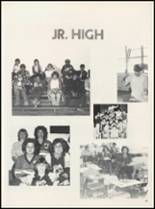 1981 Thackerville High School Yearbook Page 36 & 37
